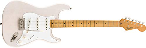 Fender Squier Classic Vibe 50s Stratocaster MN White Blonde. Guitarra Eléctrica