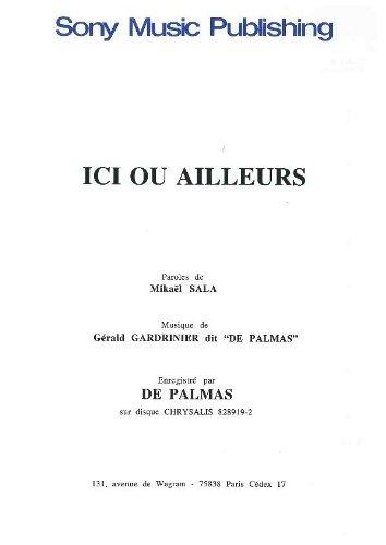 ICI OU AILLEURS