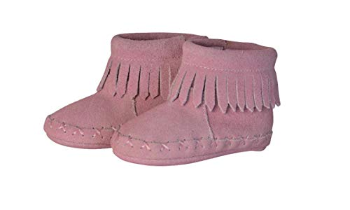 Rose & Chocolat Chaussettes Bébé Fille, Rose (Pink Rmcb 02), 12-18 mois (Taille fabricant:20)