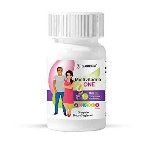 BariatricPal Multivitamin ONE '1 per Day!'...