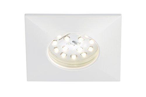 Briloner Leuchten LED Einbauleuchte, 5 W, weiß, 1er