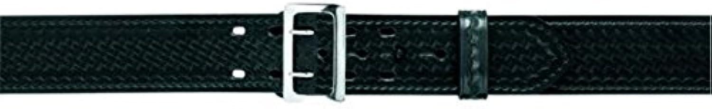 Safariland 87 Duty Belt Plain Black, Brass Buckle, Size 40
