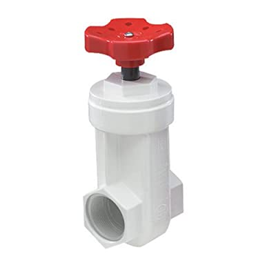 "King Gate Valve 1 "" Pvc by Nds"