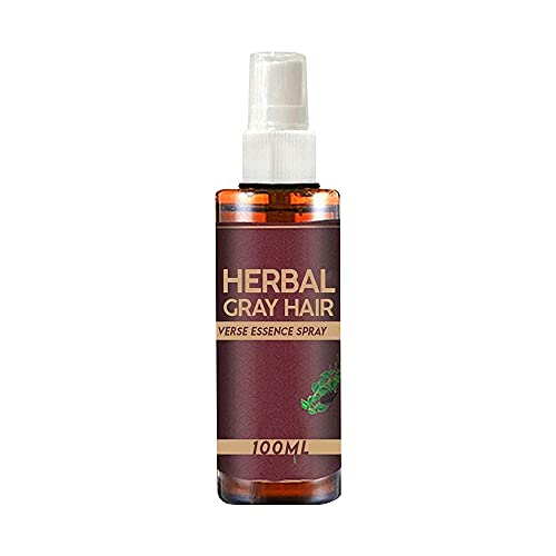 RJSC 100ml Black Hair Shampoo, Darkening Shampoo, Restore Lustrous And Shiny Hair, Grey Hair Shampoo for Men And Women (1PCS)