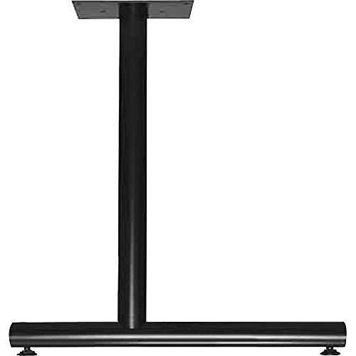 "Lorell Training Table C-Leg Table Base, 61"" Height X 15"" Width X 15"" Length"