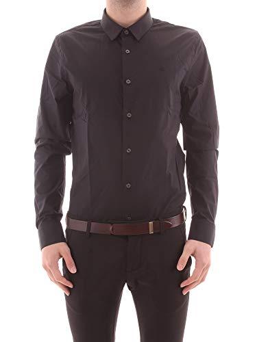 Calvin Klein Jeans heren Ck Chest Logo Slim Stretch shirt