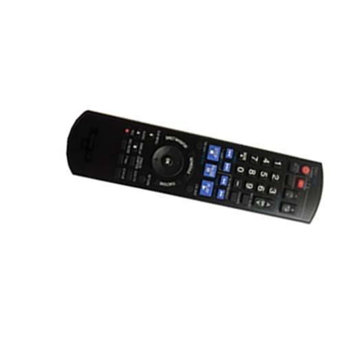 New 4EVER Replacment remote control Compatible for Panasonic DMR-EZ47V DMR-EZ47VK DMR-EA38VK DMR-EZ4...