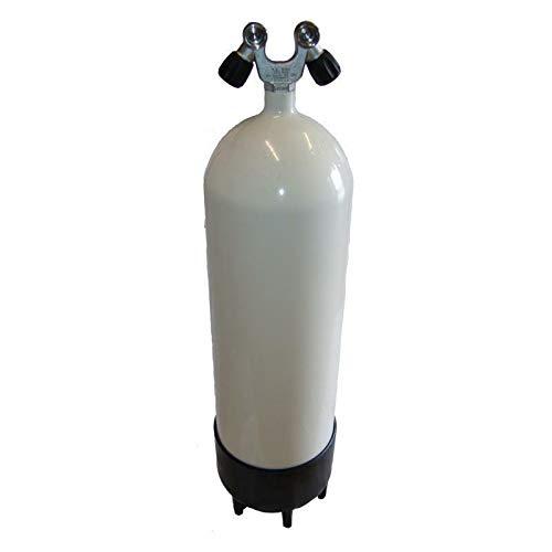HTD Tauchflasche 15 Liter 230bar komplett mit Druckluft Doppelventil