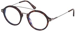 Tom Ford FT 5596-B BLUE BLOCK DARK HAVANA 49/21/145 unisex eyewear frame