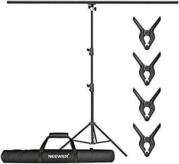 Neewer T-Shape Background Backdrop Support Stand Kit