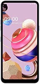 "LG K51s (64GB, 3GB) 6.55"" HD, 32MP Quad Camera, MIL-STD 810G, Helio P35, GSM Unlocked Global 4G LTE International Model (T-Mobile, AT&T, Metro) LM-K510BMW (Blue) WeeklyReviewer"