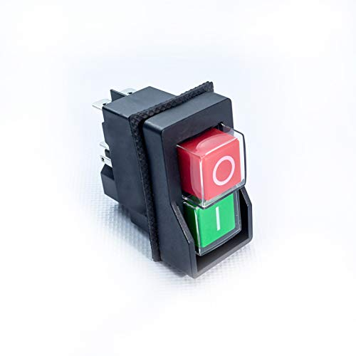 POWERTEC 71355 Magnetic On-Off Switch, 110V