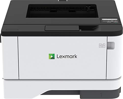 Lexmark B3442dw Monochrome Laser Printer with Full-Spectrum Security and Print Speed Up to 40 ppm, Small, (UK Version) - 29S0313