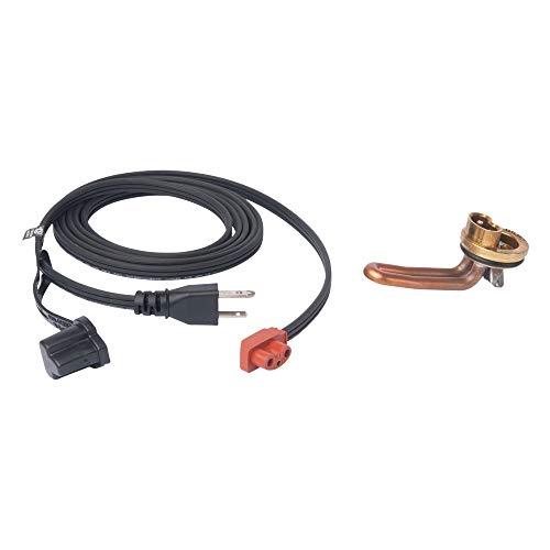 Freeze Plug Engine Block Heater for Ford/Lincoln/Mercury, International/Navistar