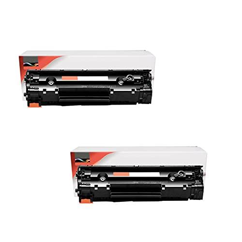 GYYG Para HP 88A CC388A Para HP P1007 P1008 P1106 P1108 M1136 M1219 M1216 M1218 Cartucho de tóner compatible con impresoras Toner y tinta de impresora Uso conveniente 2-negro