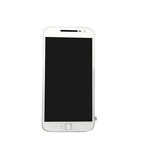 LCD Pantalla Táctil,UU FIX Para Motorola Moto G4 Plus XT1644 (Blanco),Repuesto de...