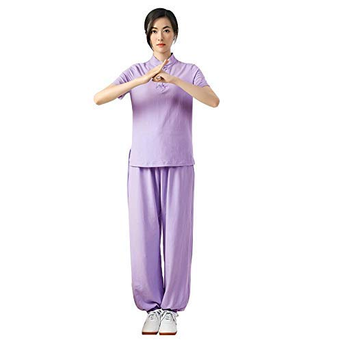 SXFYHXY Damen Tai Chi Kleidung,...