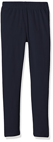 s.Oliver Mädchen 53.808.75  Straight Leggings,  Blau (Dark Blue 5887), 140