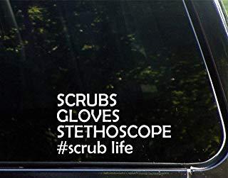 Scrubs Handschoenen Stethoscoop #Scrub leven (7