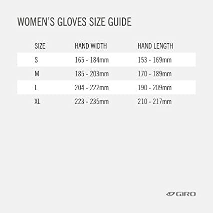 Giro La DND Gants de Cyclisme pour Femme