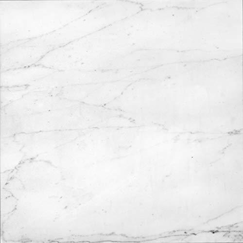 "Instant Granite Italian White Marble Counter Top Film 36"" x 240"" Self Adhesive Vinyl Laminate Counter Top Contact Paper Faux Peel"