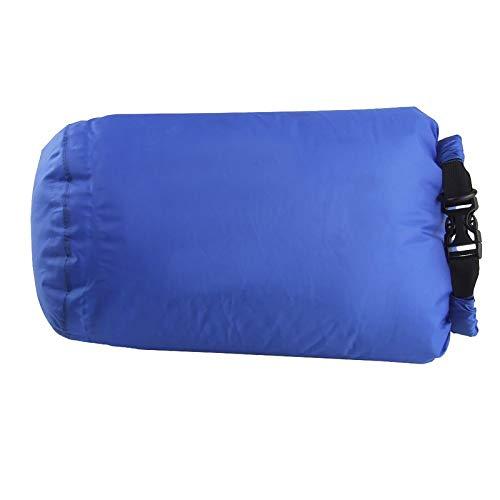 Bolsa seca impermeable para camping, flotantes, kayak, rafting, 10 l, 25 l, 80 l, color azul