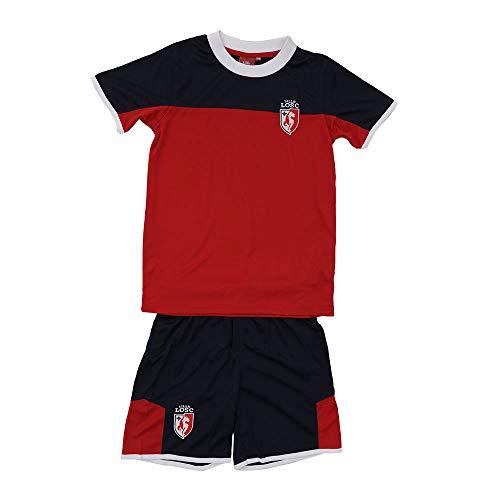 Fan Lille Kinder – Offizielles Lizenzprodukt LOSC – Rot 110 rot
