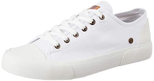 Amazon Brand - Inkast Denim Co. Men's Grey Canvas Sneakers-9 UK (AZ-IK-022B)