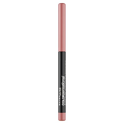 Maybelline New York - Color Sensational, Lápiz de Labios, Tono 50, Dusty Rose