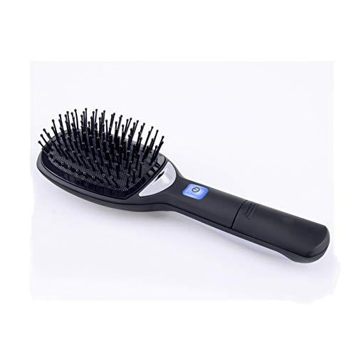 Rollen Sie den Kamm mit doppeltem Verwendungszweck, negative Ionen verletzen das Haar im Schnallenartefakt nicht