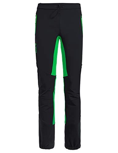 VAUDE Larice Light Pants II Pantalon pour Homme XL Noir/Vert