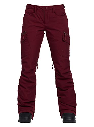 Burton Gloria Snowboard Pants True Black Womens