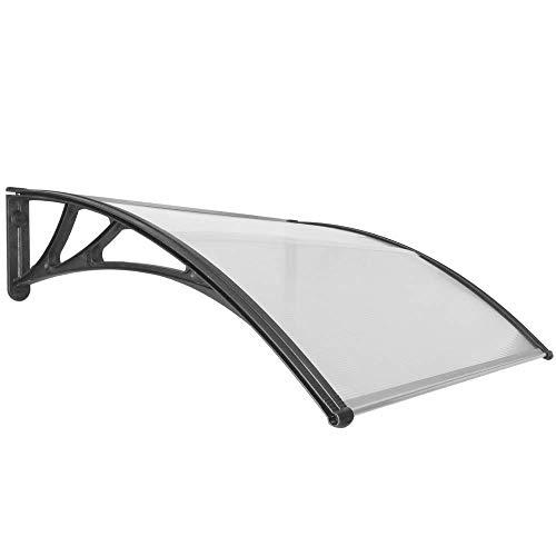 PrimeMatik - Tejadillo de protección 120x100cm Marquesina p