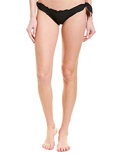 Melissa Odabash Womens St. Martin Bikini Bottom, 6, Black