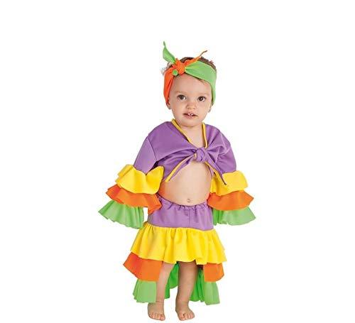 Creaciones Llopis Disfraz de Rumbera Varadero para bebé