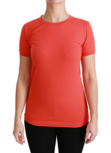 Dolce & Gabbana Camiseta de cuello redondo SS para mujer TSH4429