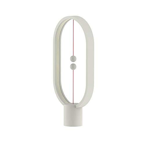 TADPOLE Balance luz de Equilibrio Inteligente Red vibratoria magnética lámpara de Mesa roja Dormitorio luz de Noche de Noche