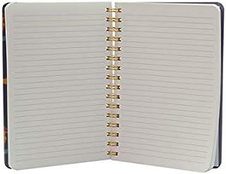 Mumuso 3 Pack Cuaderno 60 Hojas DISENOS Azules