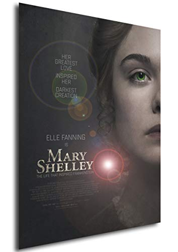 Instabuy Poster - Locandina - Mary Shelley - Un Amore immortale A3 42x30