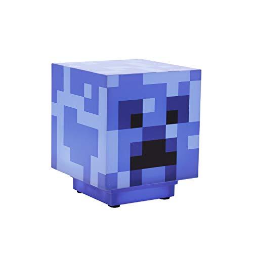 Minecraft lud Creeper-Licht mit Creeper-Sounds auf