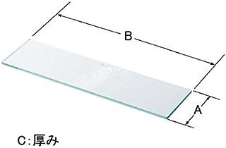 LIXIL(リクシル)INAX KF-5用化粧ガラス T-002