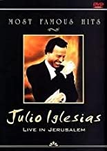 Julio Iglesias Live in Jerusalem: Most Famous Hits