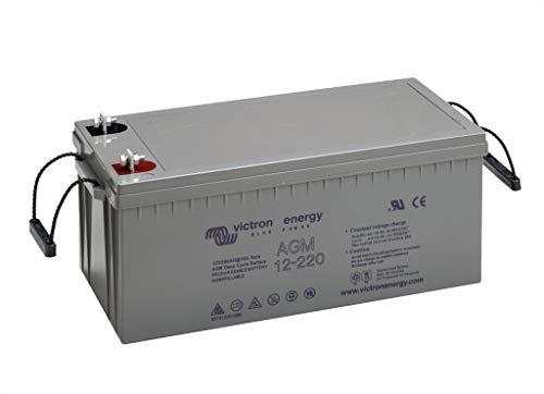 Victron Energy - Puissante batterie décharge lente AGM 220Ah