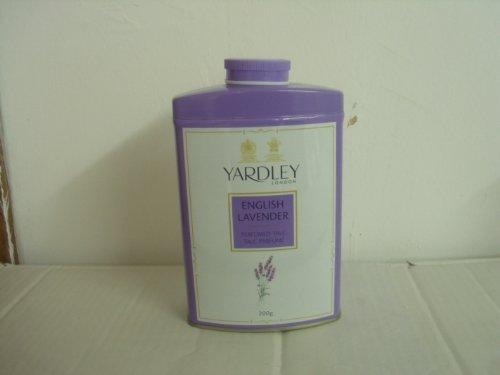 Yardley London English Lavender Perfumed Talc by Yardley
