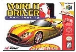 World Driving Champion / Game