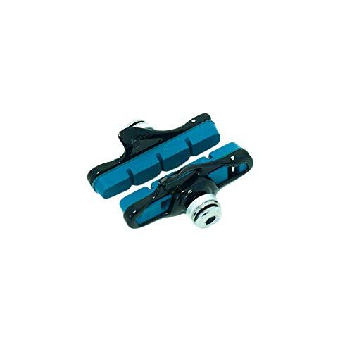 Motodak Route Clarks Rollschuhe, Schwarz/Blau Adapt.Shimano/sram (pr)