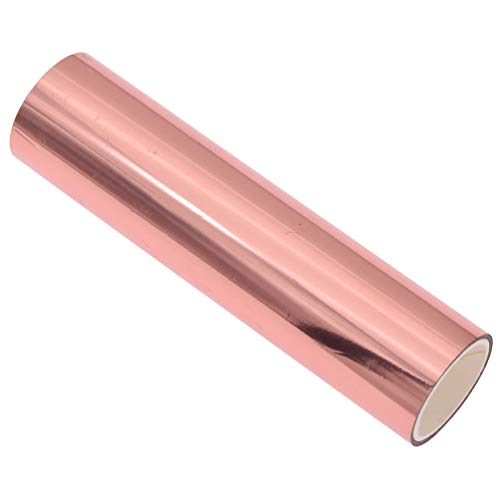 Hongma Alufolie Heißprägefolie Transfer für Papier Kleidung Holz Bleistift Polystyrol ABS-Hartplastik
