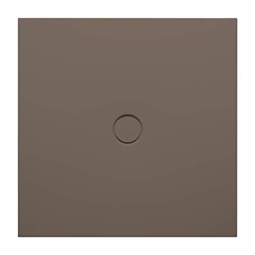 Bette Floor Duschwanne 5931, 90x90cm, Farbe: Taupe Dekor - 5931-438