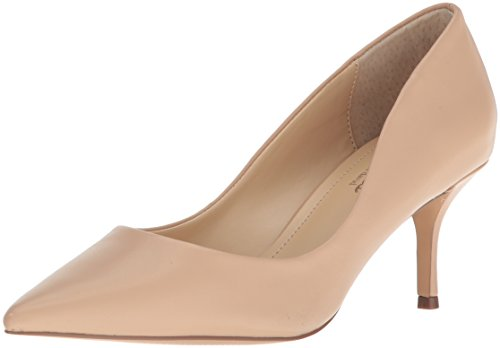 Charles by Charles David Women's Addie Pump Sandal, Nude, 6.5 M US