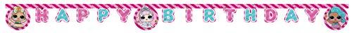 Procos Banner L.O.L. De Papel, Color, Rosa. (90863